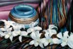 """""""STILL LIFE WITH BLUE POTTERY_image"""